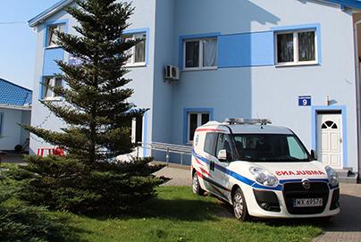 Dom opieki dla osób starszych okolice Warszawy